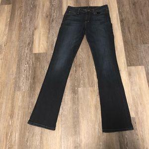 Joes dark wash jeans